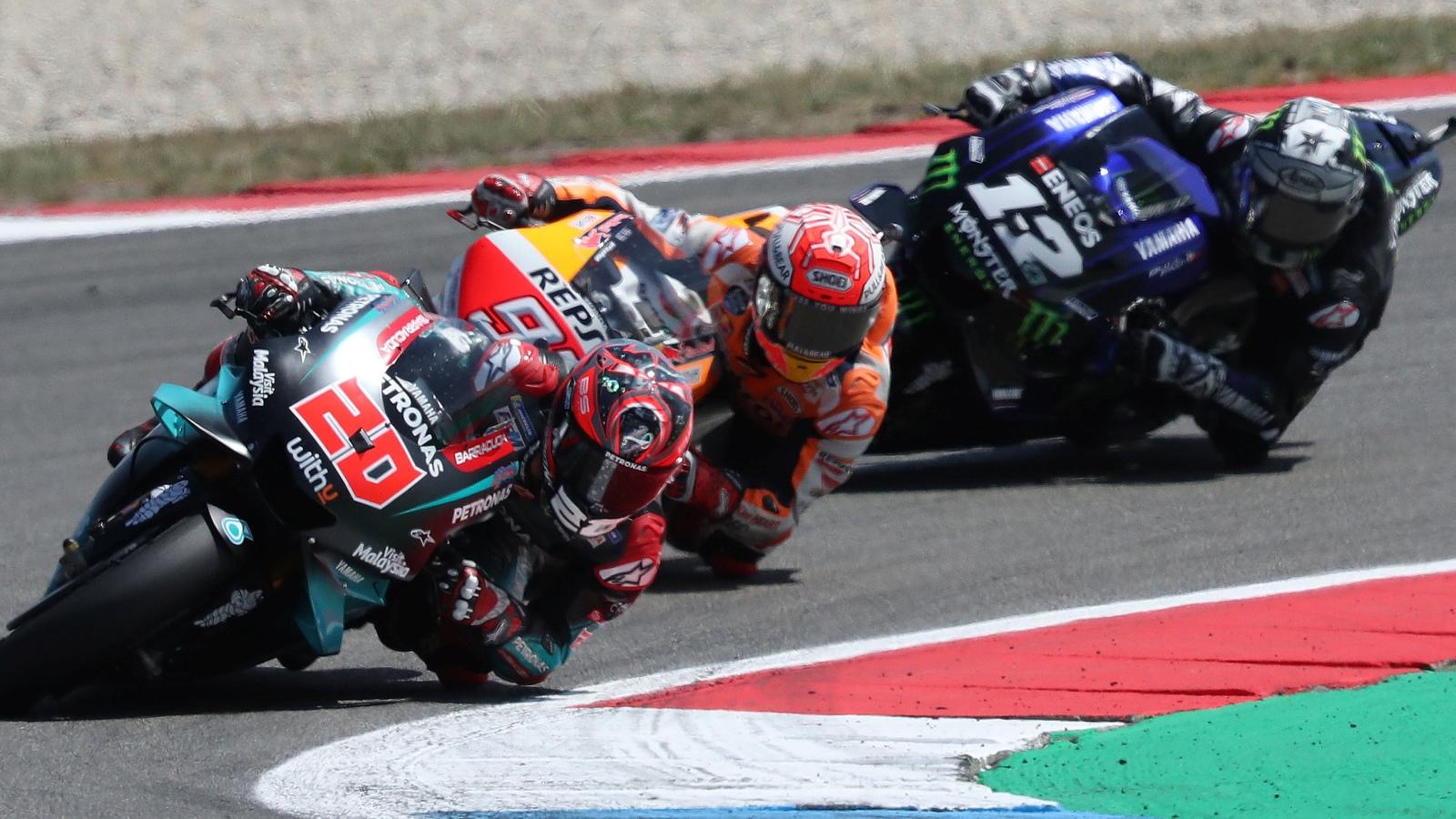 Píldoras MotoGP Assen 2019: Maldición rota, ascensor al cielo y los felices 20