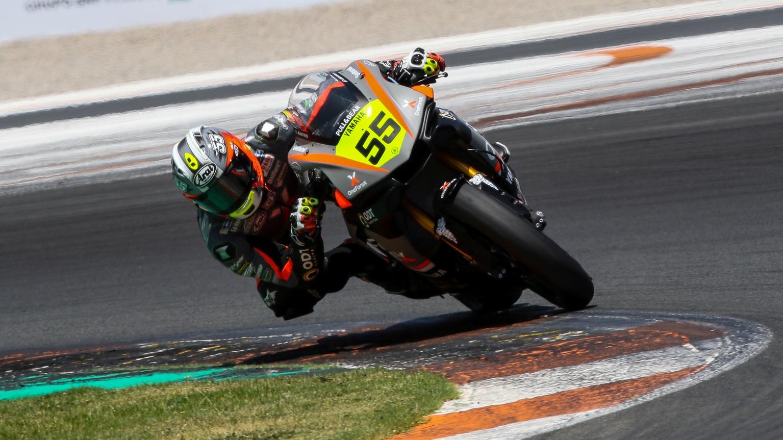 ESBK Valencia: Alex Medina vence en Superbike y Miquel Pons en Supersport