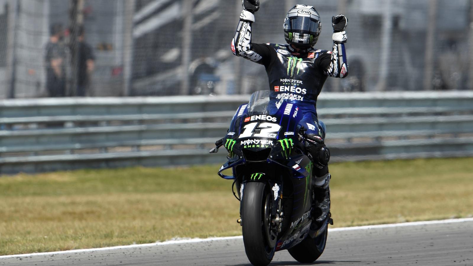 Maverick Viñales, Yamaha y las victorias con coletilla