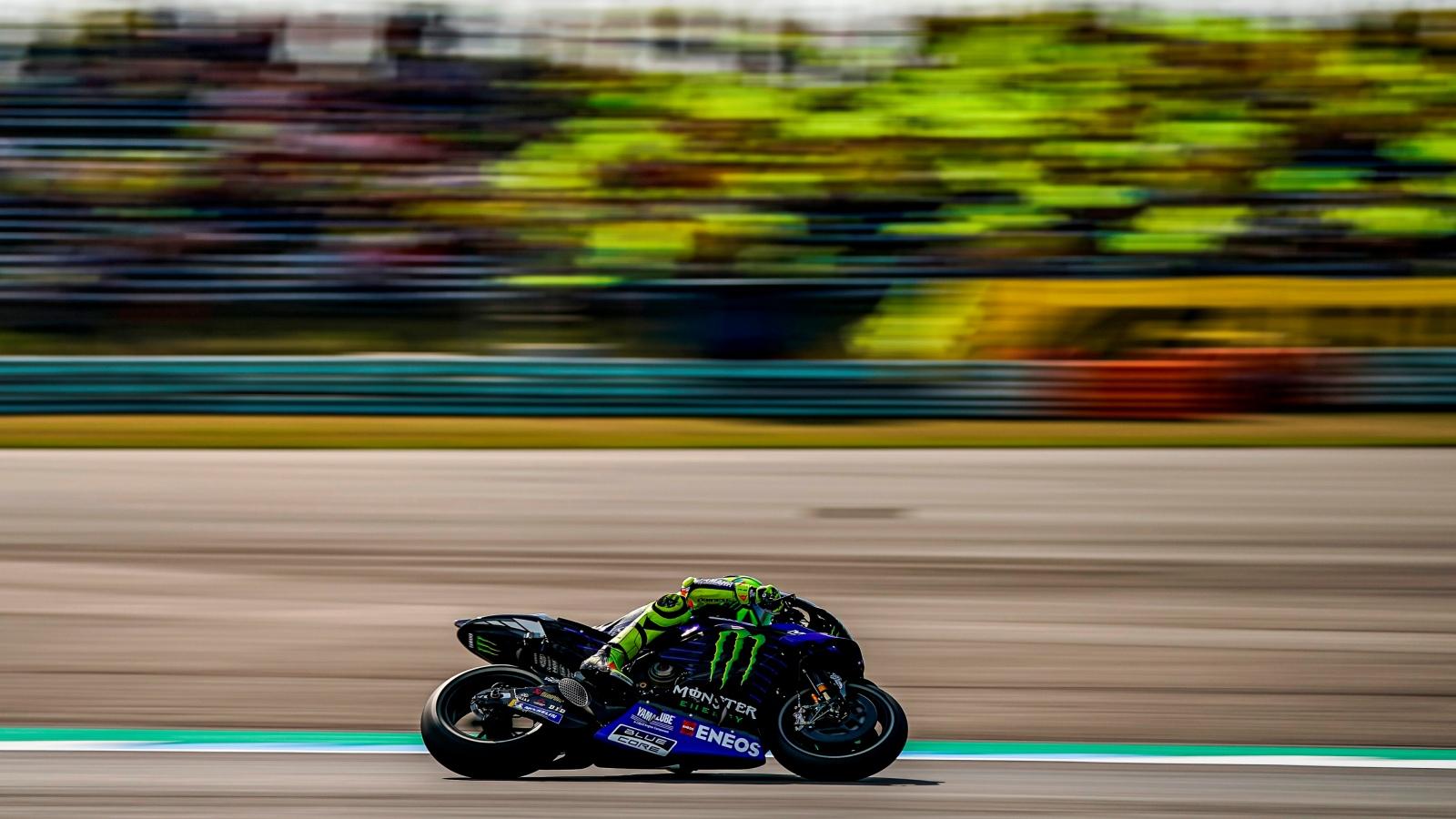 El penúltimo reto de Valentino Rossi