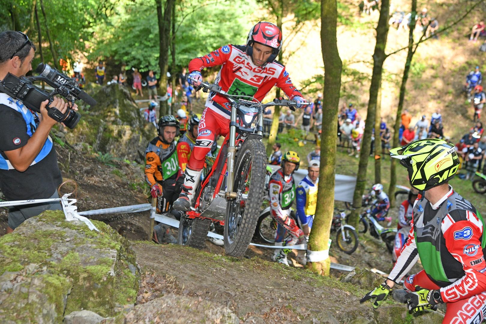 GasGas revalida el Campeonato de Trial-E por tercer año consecutivo