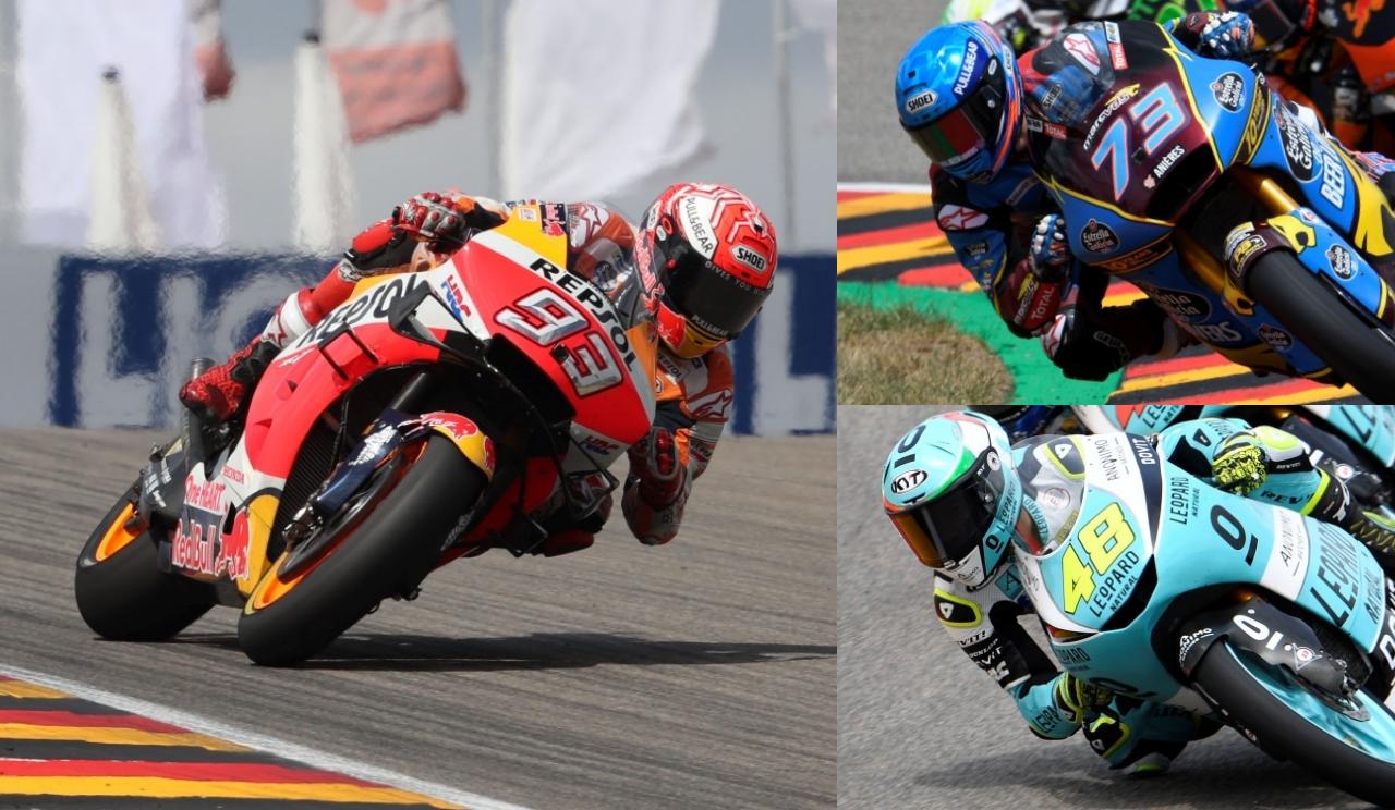 10 estadísticas del GP de Alemania 2019