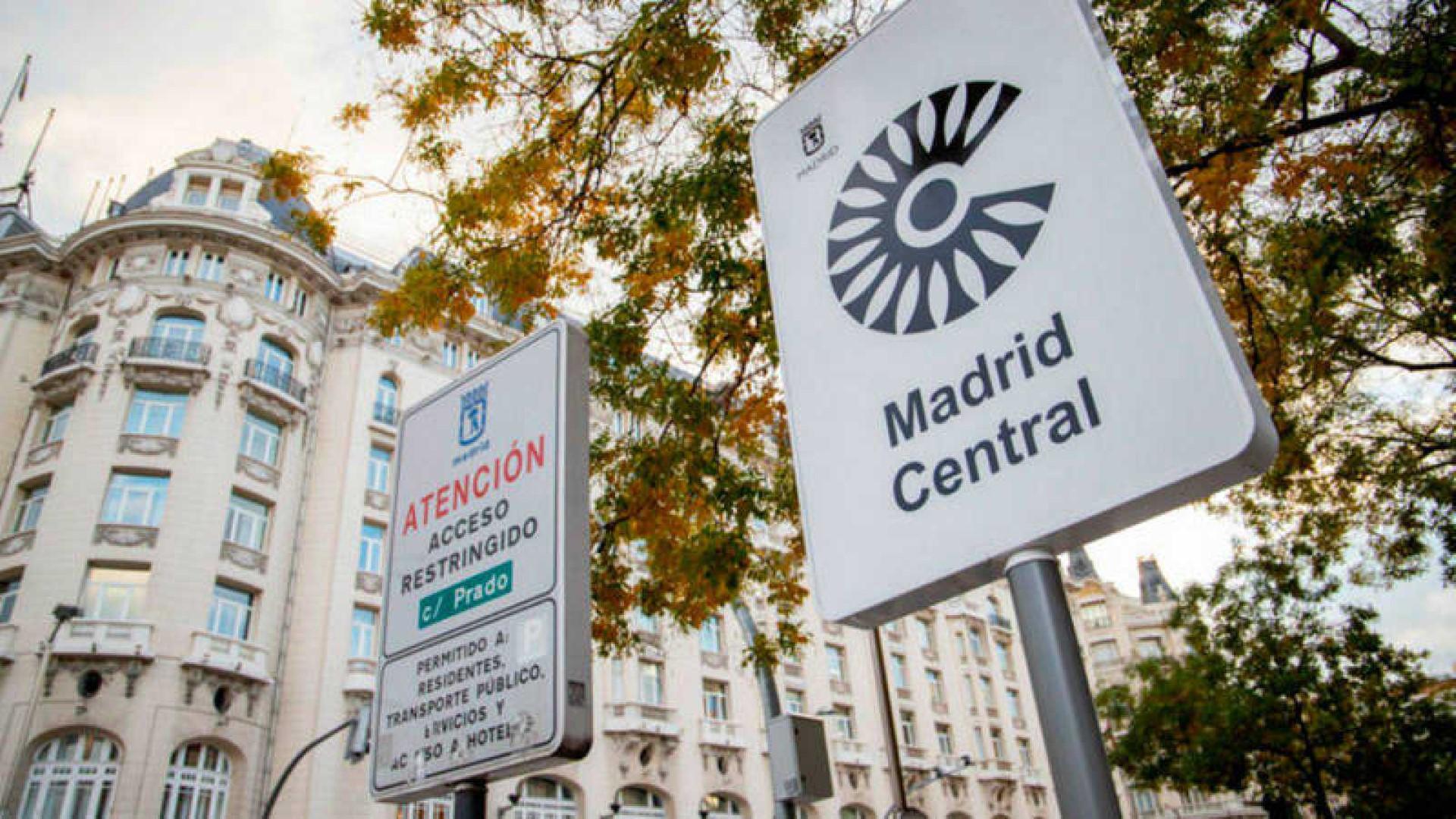 ANESDOR reclama que se mejoren las condiciones de la moto en Madrid Central