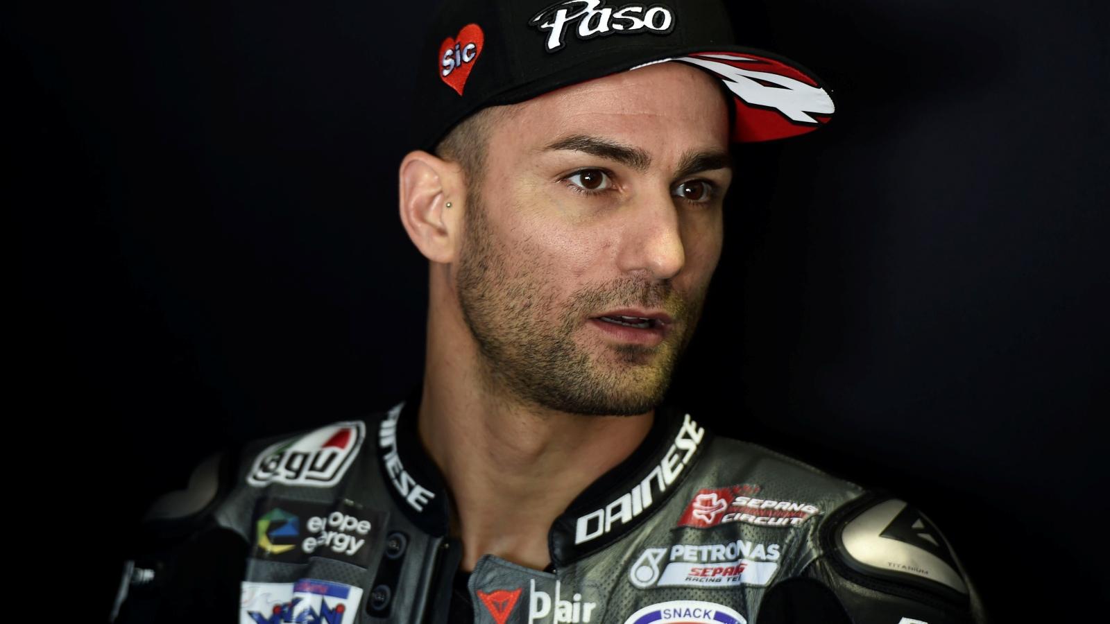 Mattia Pasini sustituye a Simone Corsi en Moto2 hasta el final de temporada