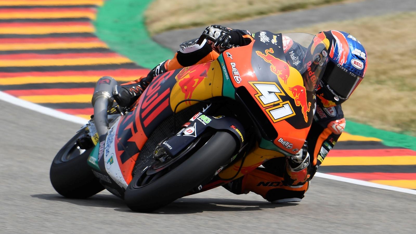 Brad Binder dará el salto a MotoGP en 2020 con KTM