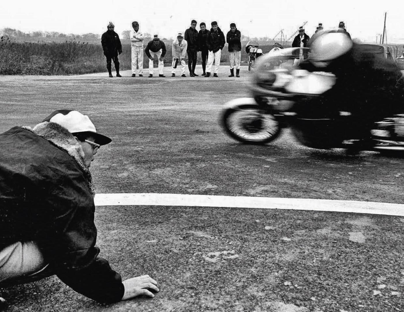 60 aniversario de Honda Racing, el comienzo del sueño