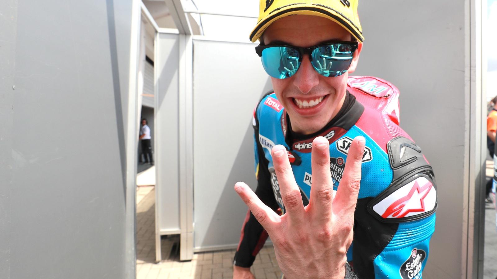 Álex Márquez, el momentum en Moto2 y una sola moto libre en MotoGP 2020