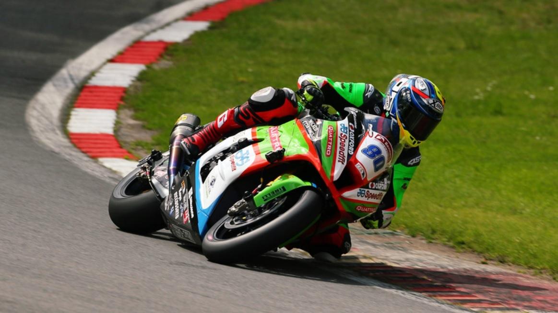 Héctor Barberá vuelve al British Superbike