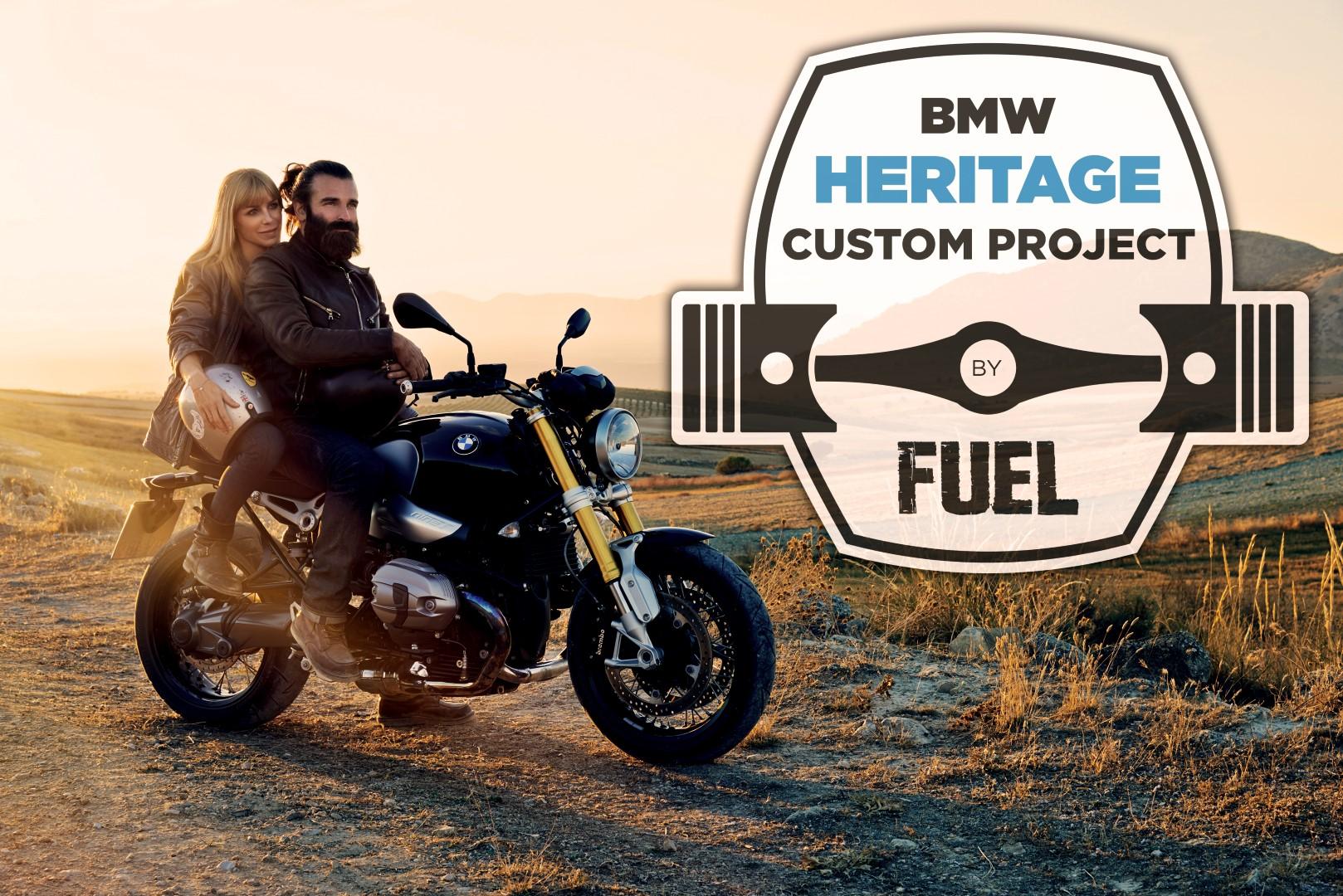 ¡El concurso BMW Heritage Custom Project está de vuelta!
