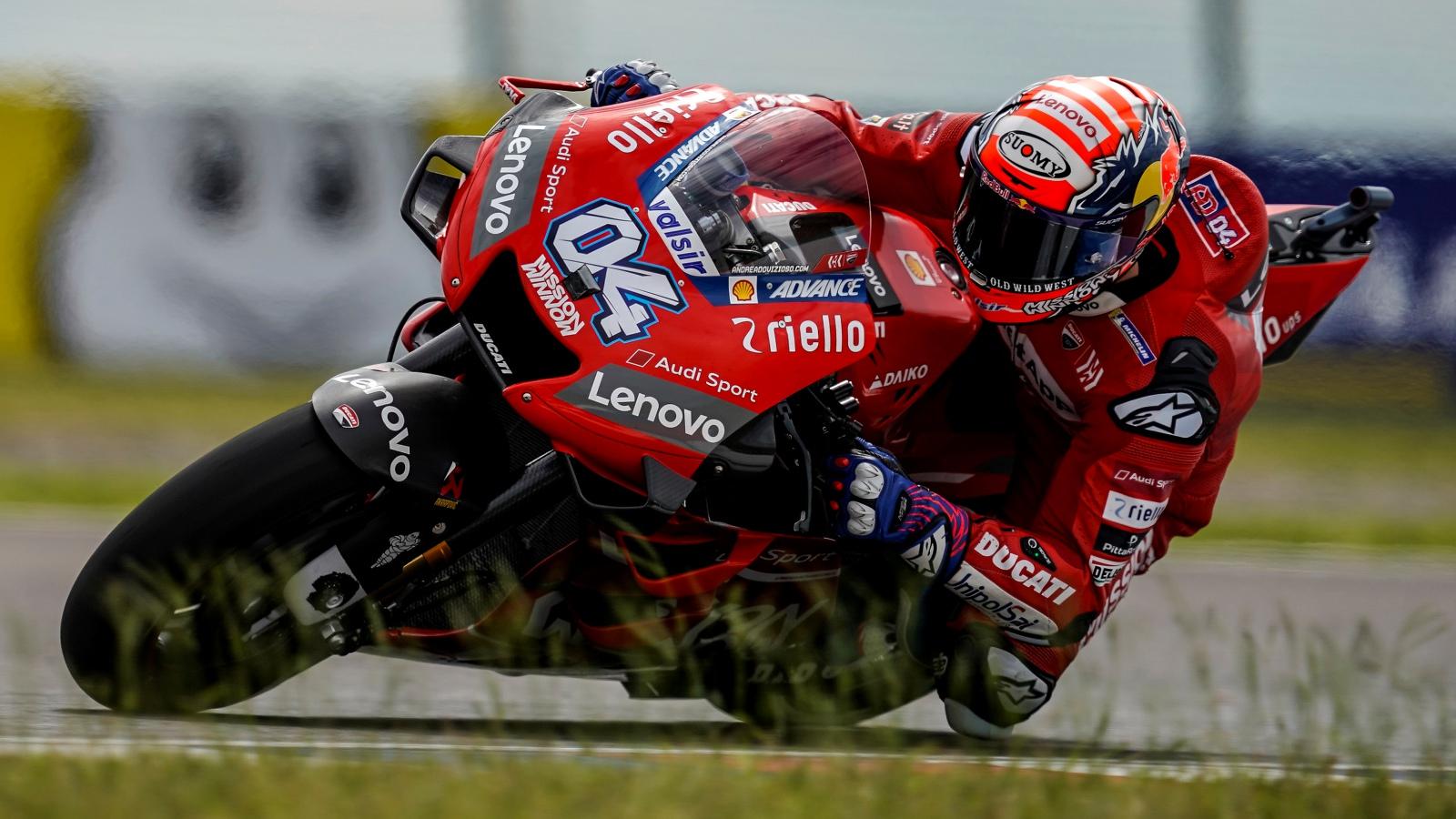 El límite de Andrea Dovizioso en MotoGP