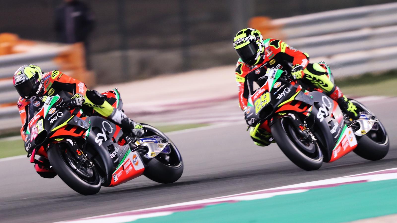 Aprilia cambia de rumbo para MotoGP 2020 y promete una RS-GP revolucionaria