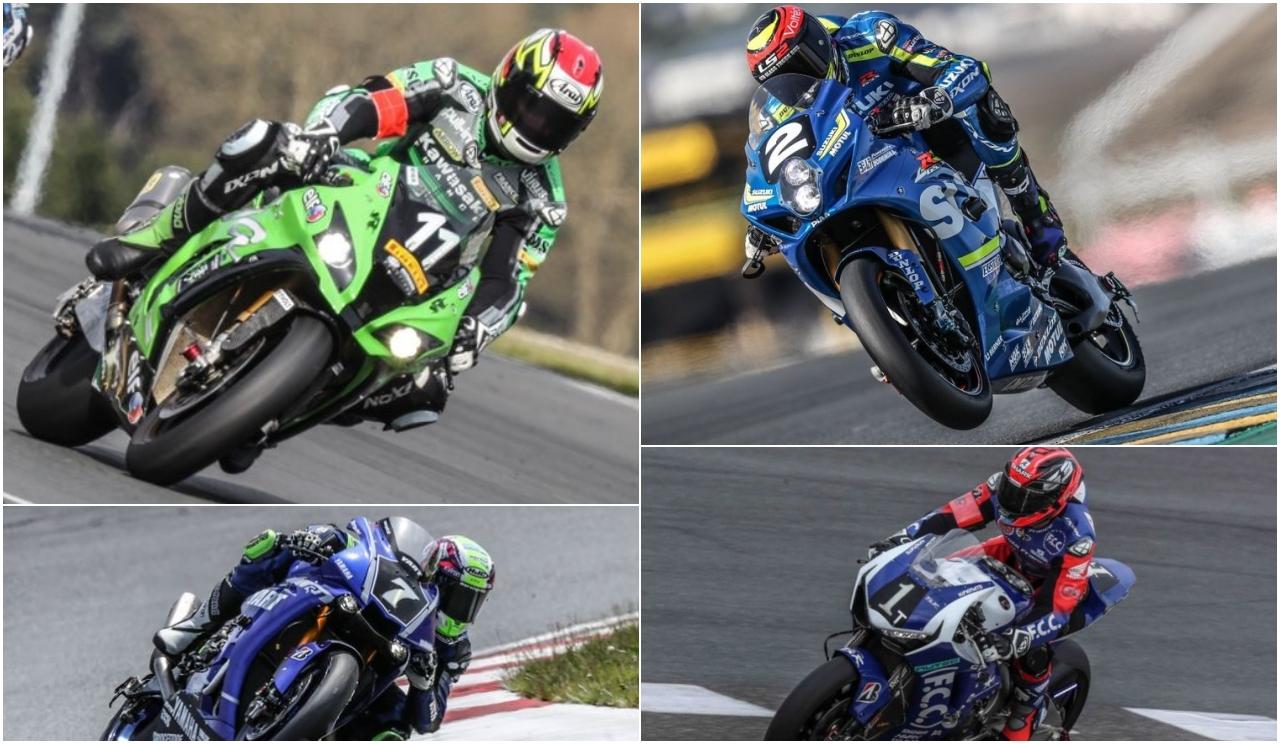 8 horas de Suzuka 2019, la batalla por el Mundial: SRC Kawasaki vs Suzuki SERT vs F.C.C. TSR Honda