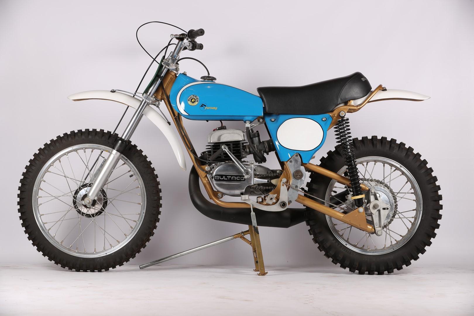 Bultaco Pursang MK8 «Dual Link» 1974