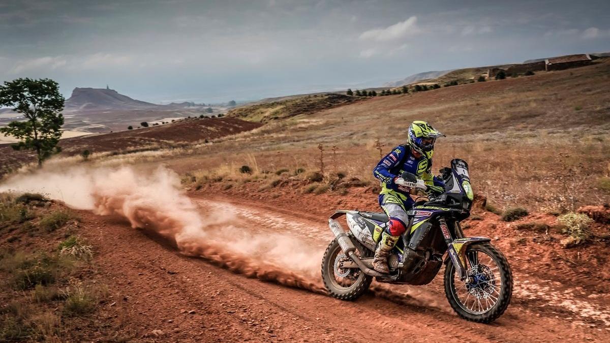 Michael Metge gana la Baja Aragón 2019 ante el prometedor Tosha Schareina