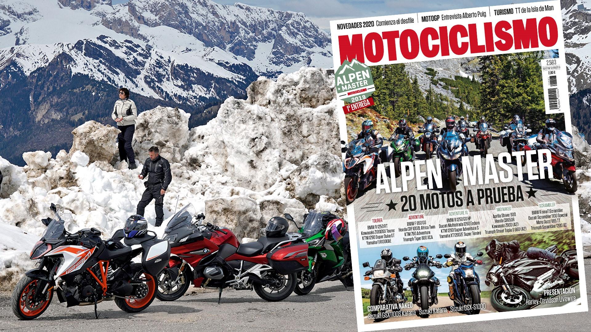 MOTOCICLISMO 2583, contenidos y sumario de la revista