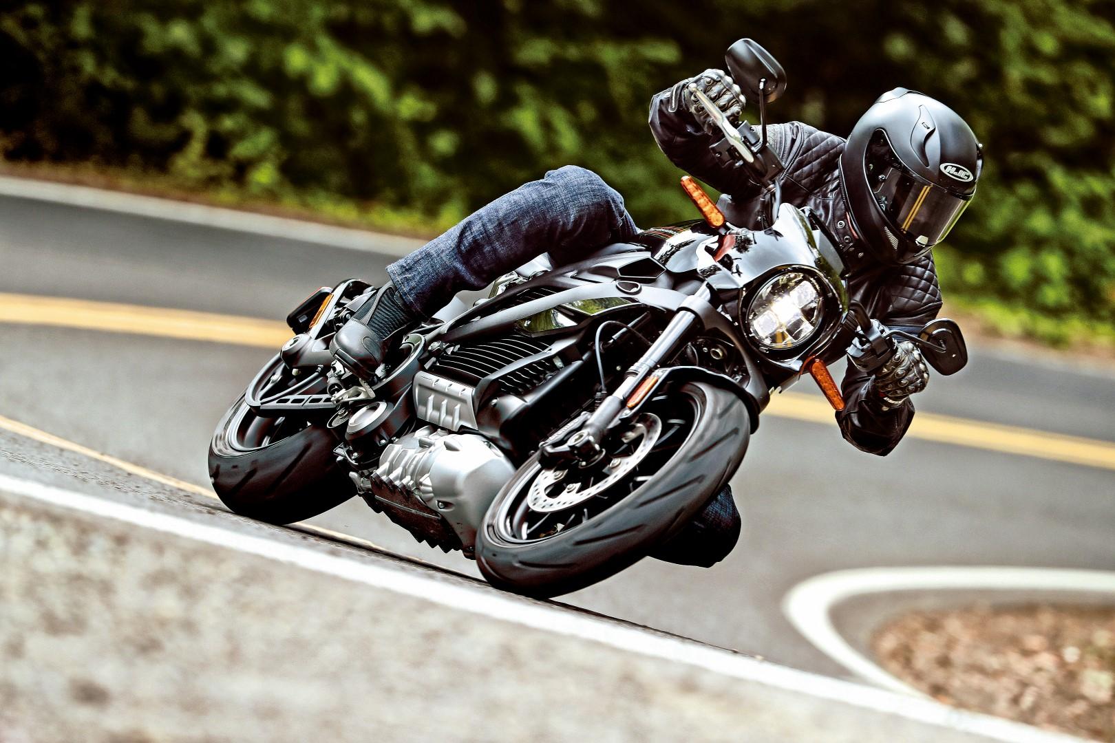 Harley-Davidson LiveWire 2019, prueba, ficha técnica y primeras impresiones
