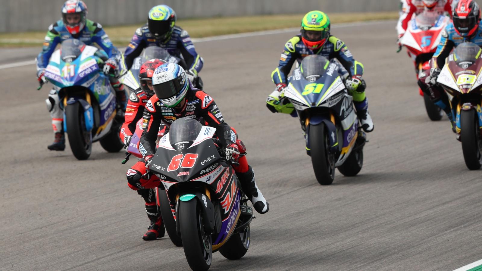 MotoE contará con una sesión extra de entrenamientos en el GP de Austria