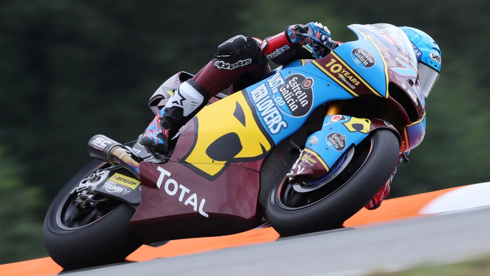 Álex Márquez se viste de Marc para hacerse con una pole estratosférica en Brno