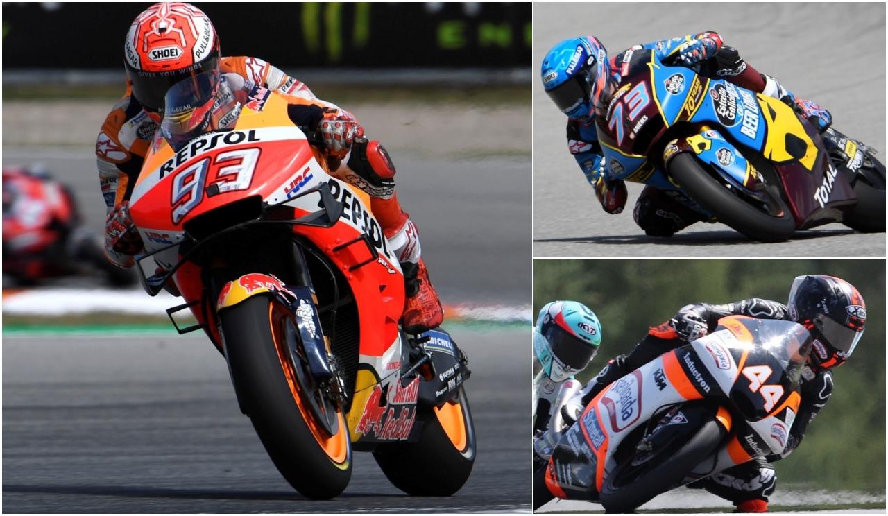 10 estadísticas del GP de Brno 2019