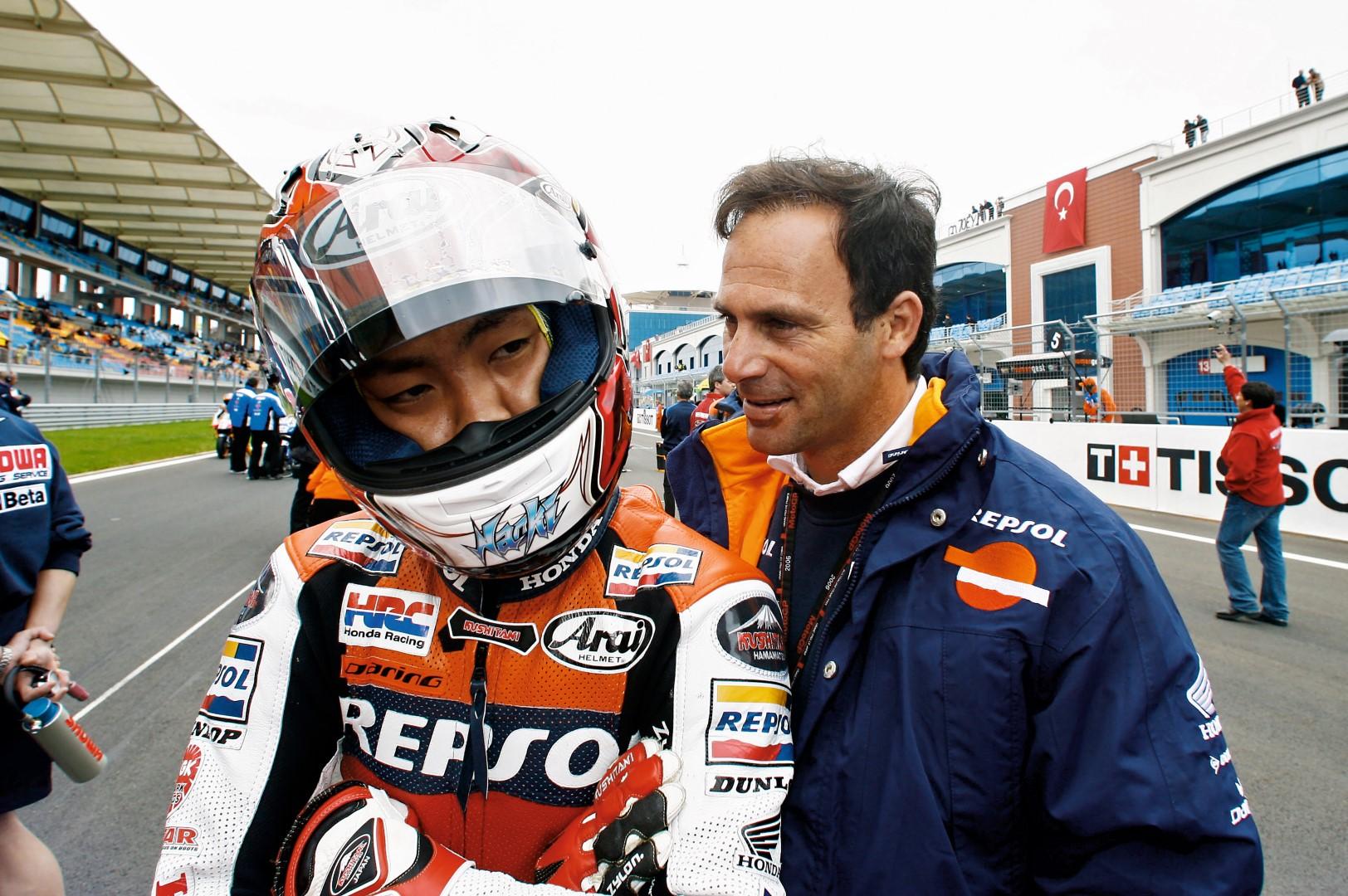 """Entrevista a Alberto Puig: """"Digo a los pilotos lo que no quieren oír"""""""