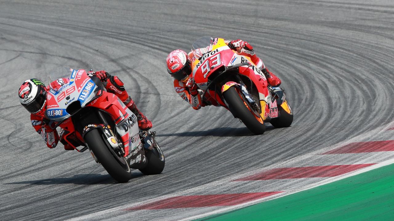 MotoGP Austria 2019: Horarios y dónde ver las carreras por televisión