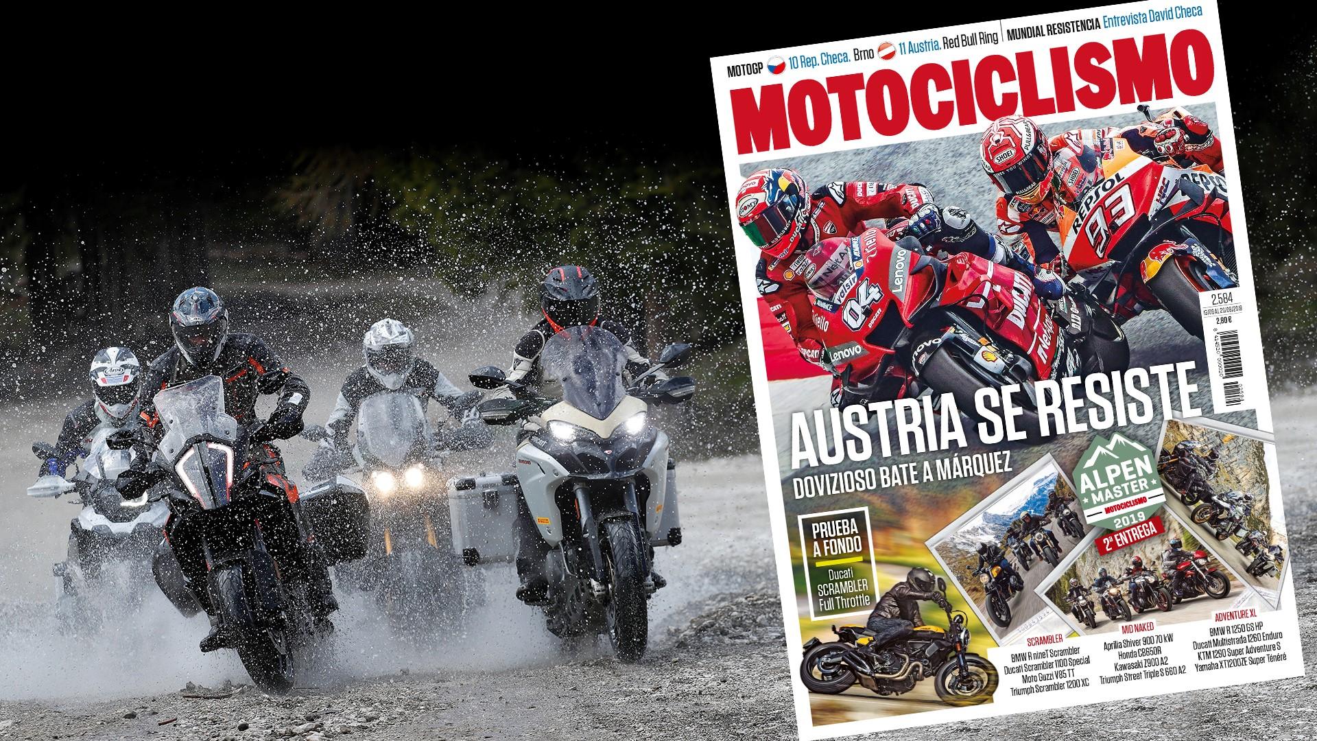 MOTOCICLISMO 2584, contenidos y sumario de la revista