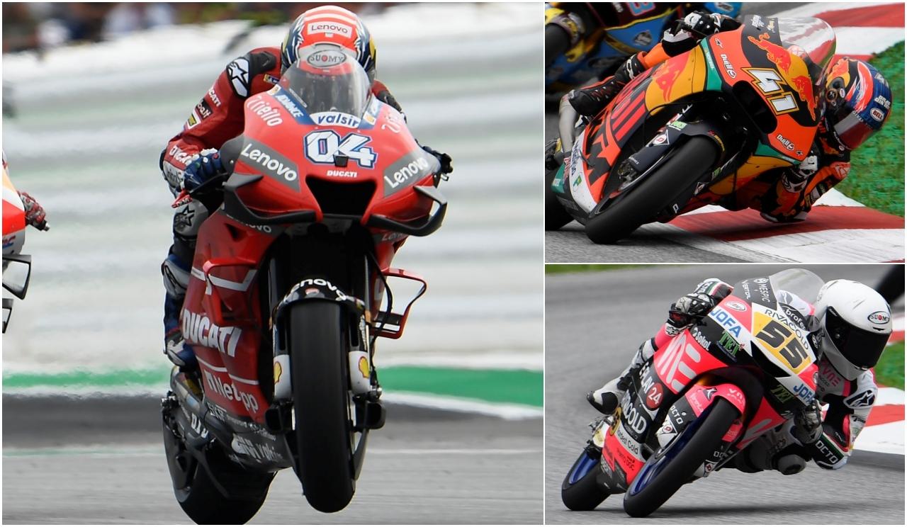 10 estadísticas del GP de Austria 2019
