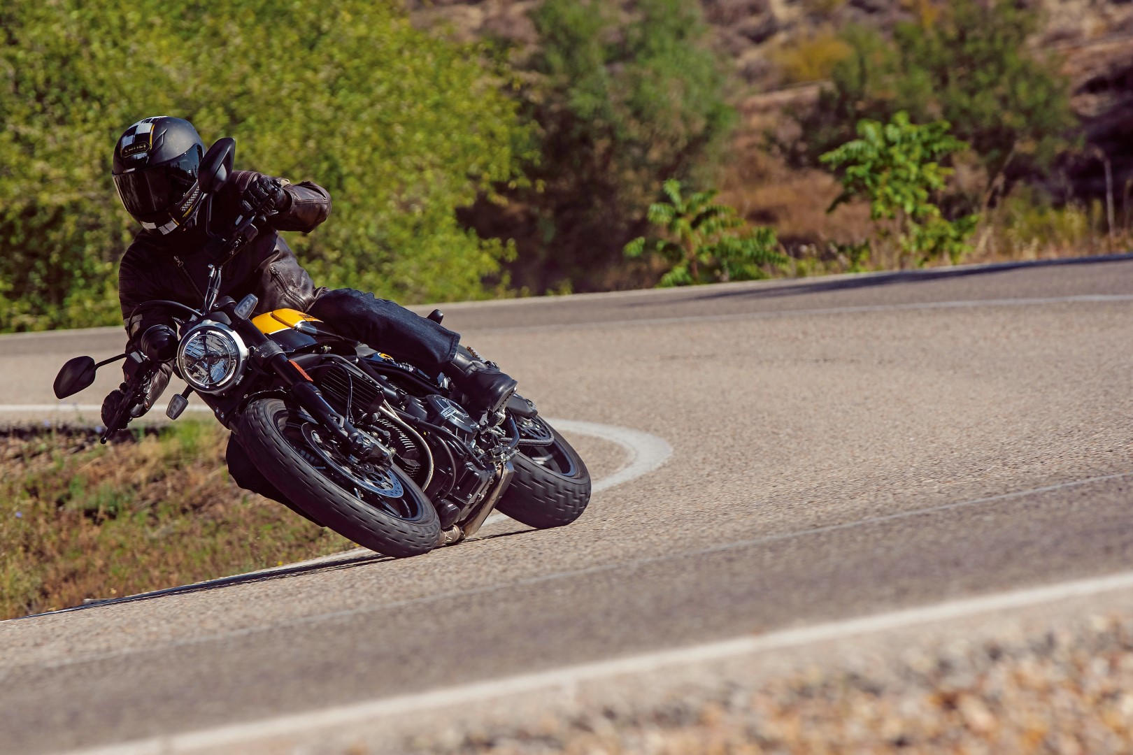 Ducati Scrambler Full Throttle, prueba a fondo, fotos y ficha técnica