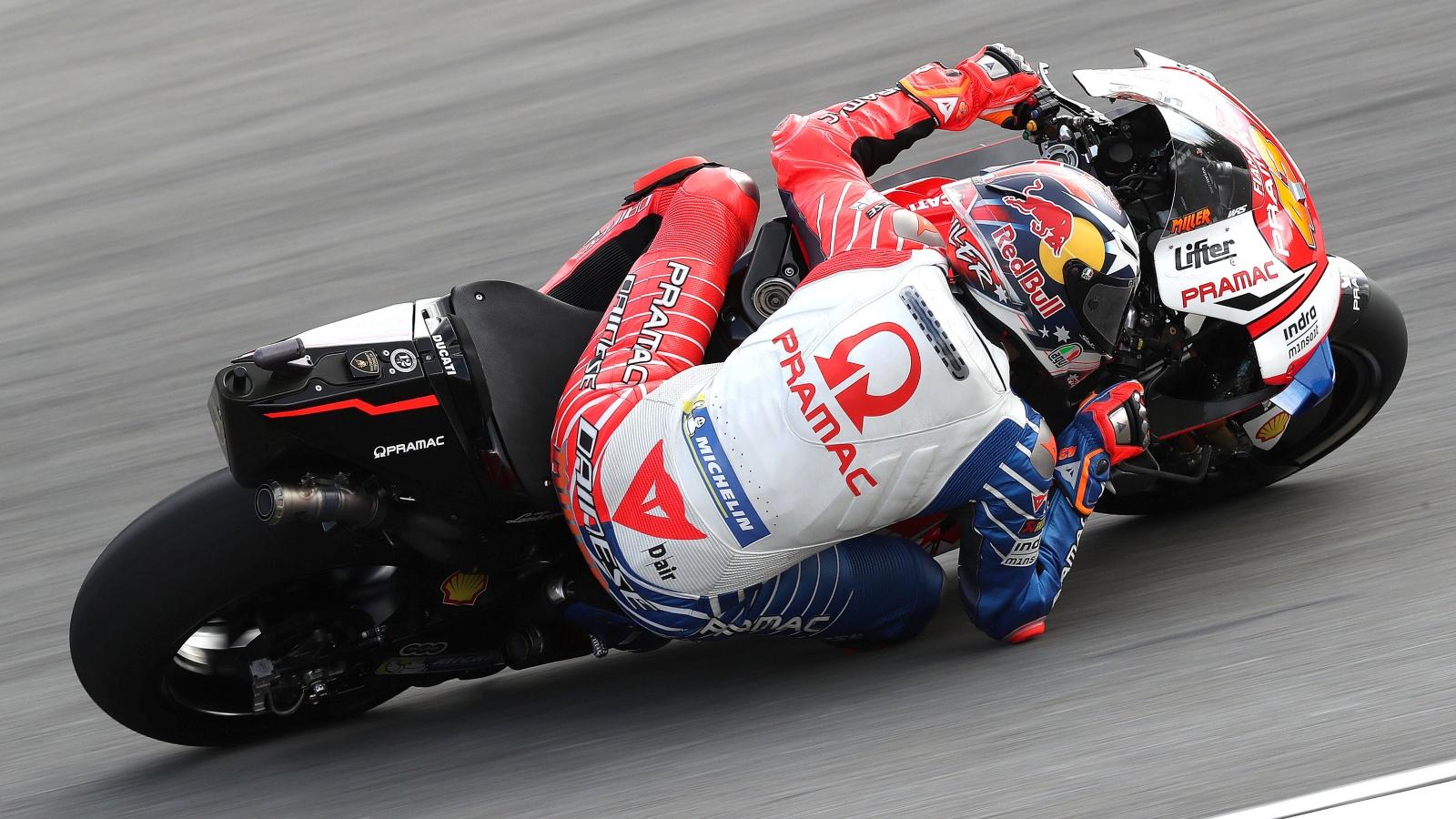Jack Miller renueva con Ducati para MotoGP 2020 y llevará una GP20 en el Pramac