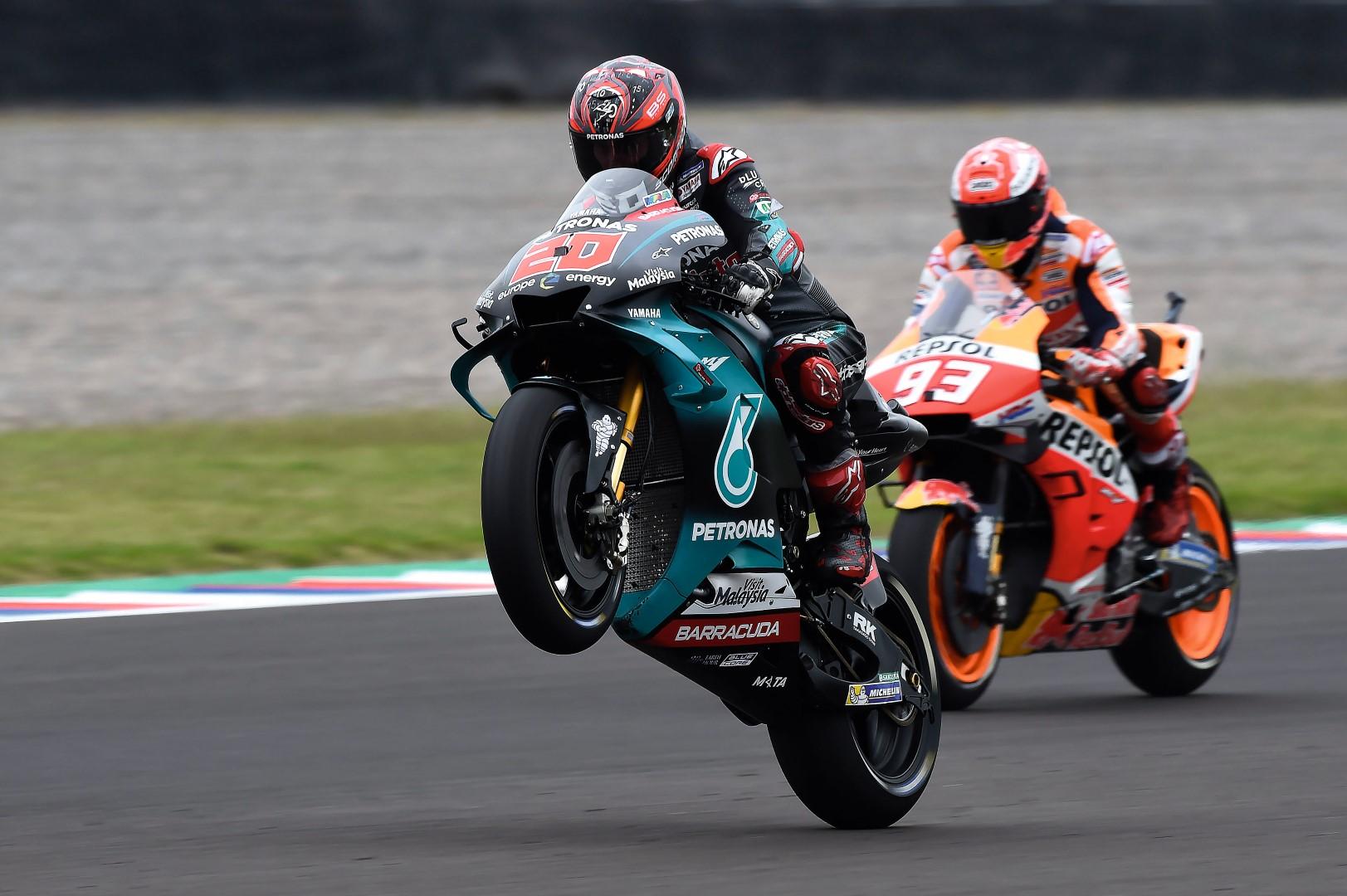 Los rookies en MotoGP, diamantes en bruto