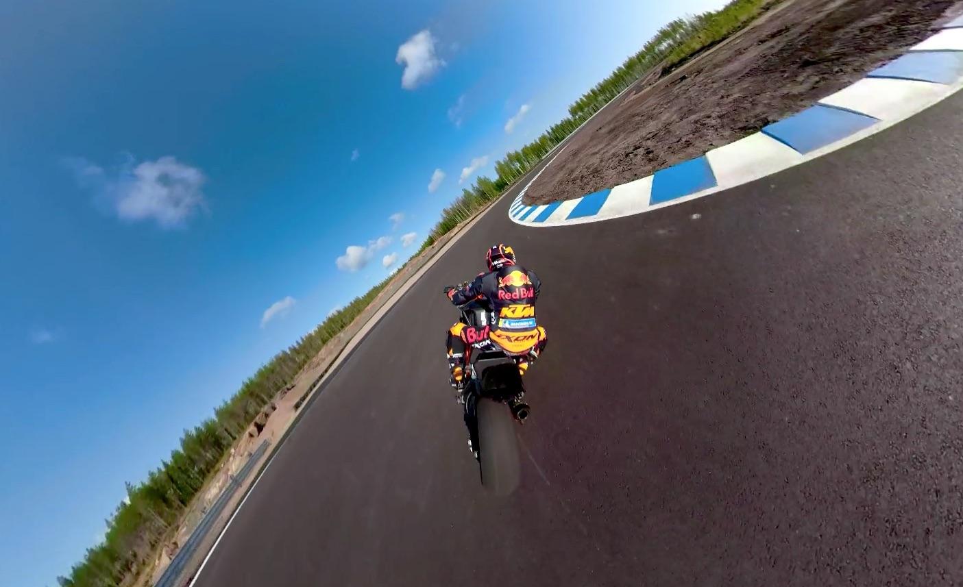 Mika Kallio nos enseña KymiRing, el circuito de MotoGP de Finlandia