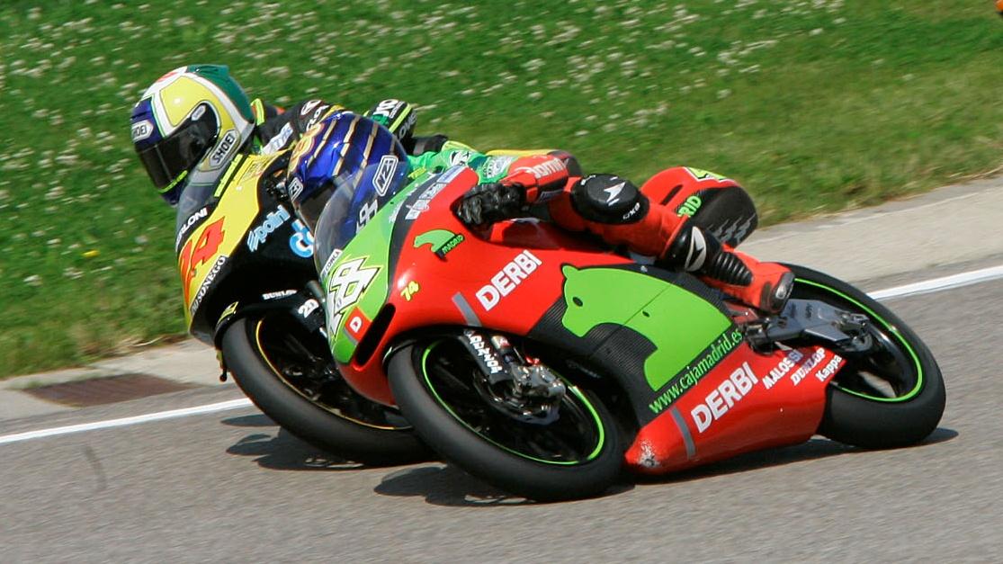 Andrea Dovizioso, Jorge Lorenzo y el club histórico de la longevidad en MotoGP