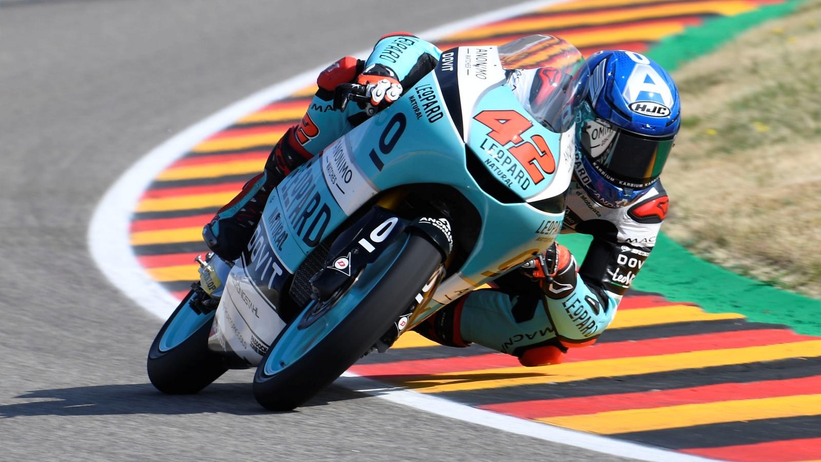 Marcos Ramírez subirá a Moto2 en 2020 con una Kalex del American Racing Team