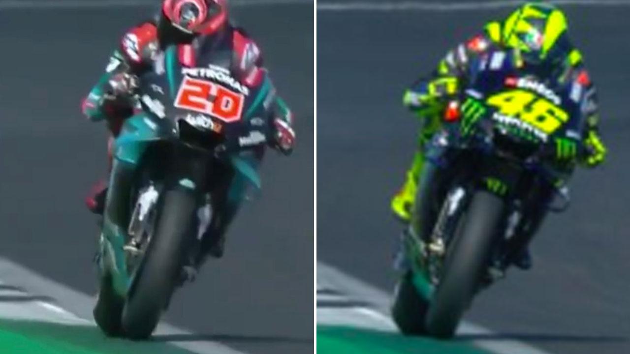 El VAR llega a MotoGP… con polémica