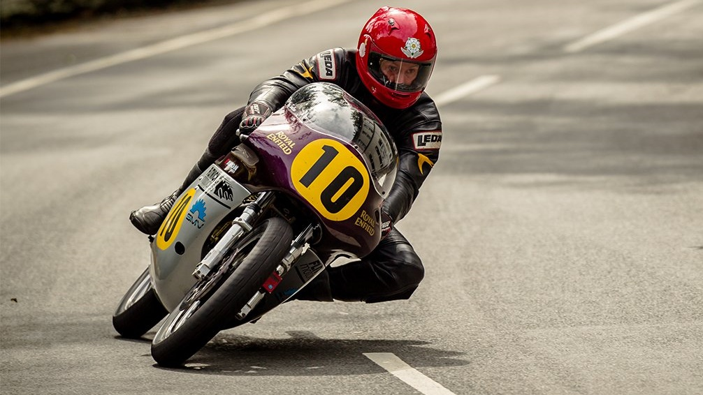 Fallece Chris Swallow en el Classic TT de la Isla de Man