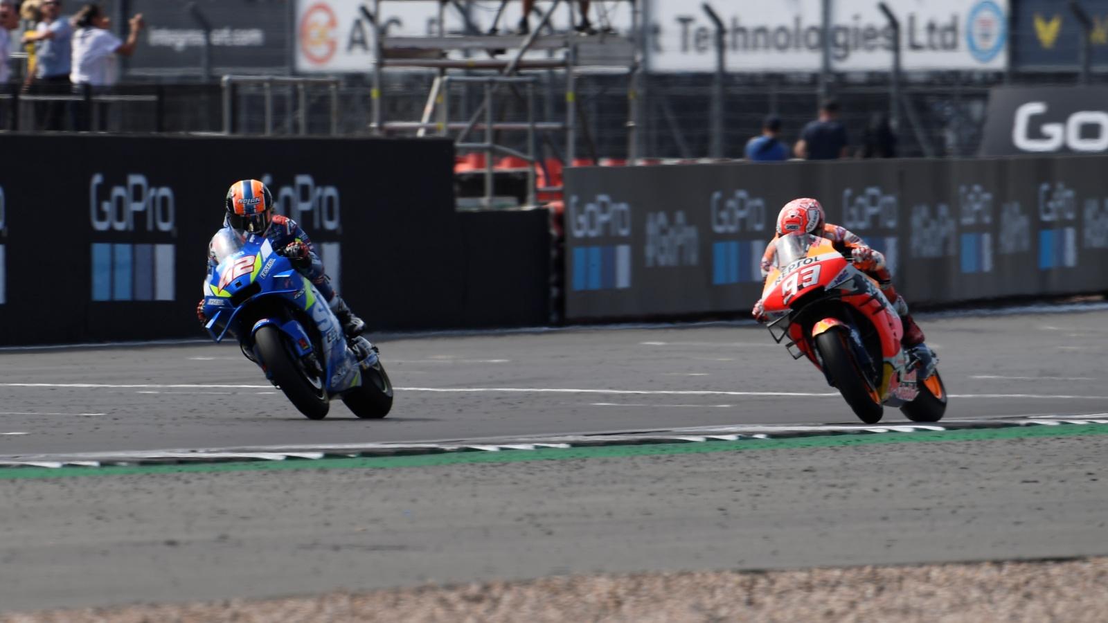 Píldoras MotoGP Silverstone 2019: No es tarde, golpe de sigilo y el bate-leyendas