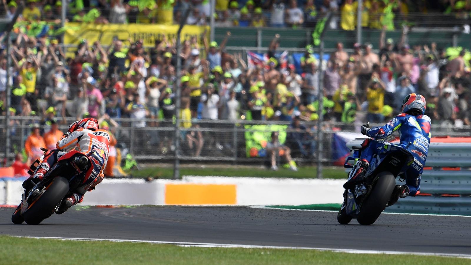 Álex Rins, el sexto sentido de MotoGP