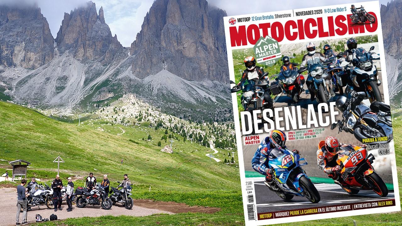 MOTOCICLISMO 2.585, contenidos y sumario de la revista