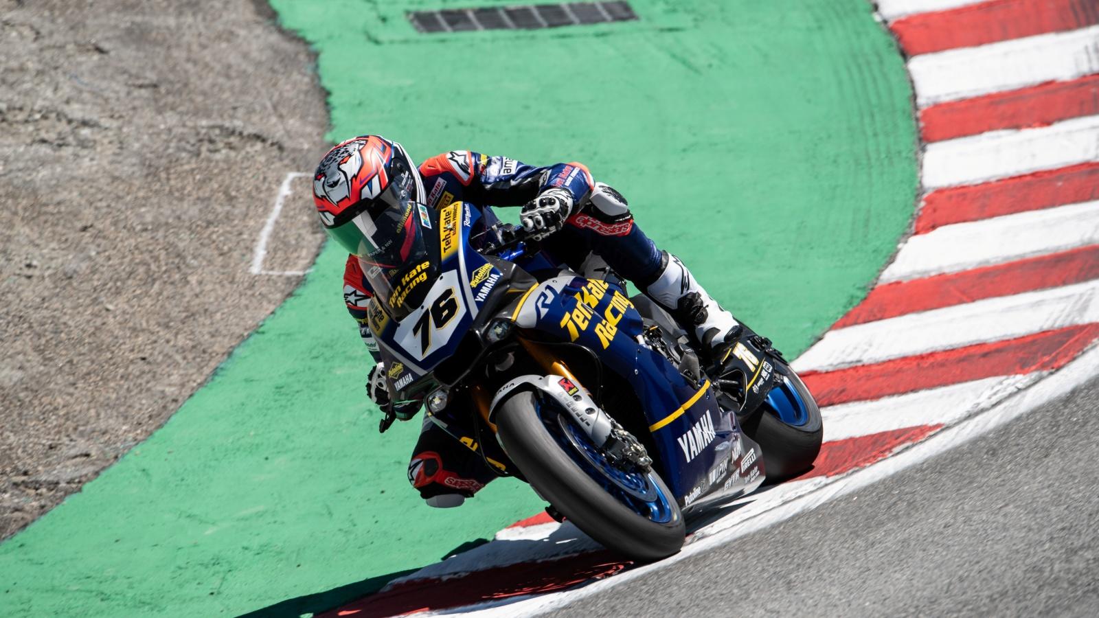 Loris Baz vuelve al YART – Yamaha para disputar el Bol d'Or 2019
