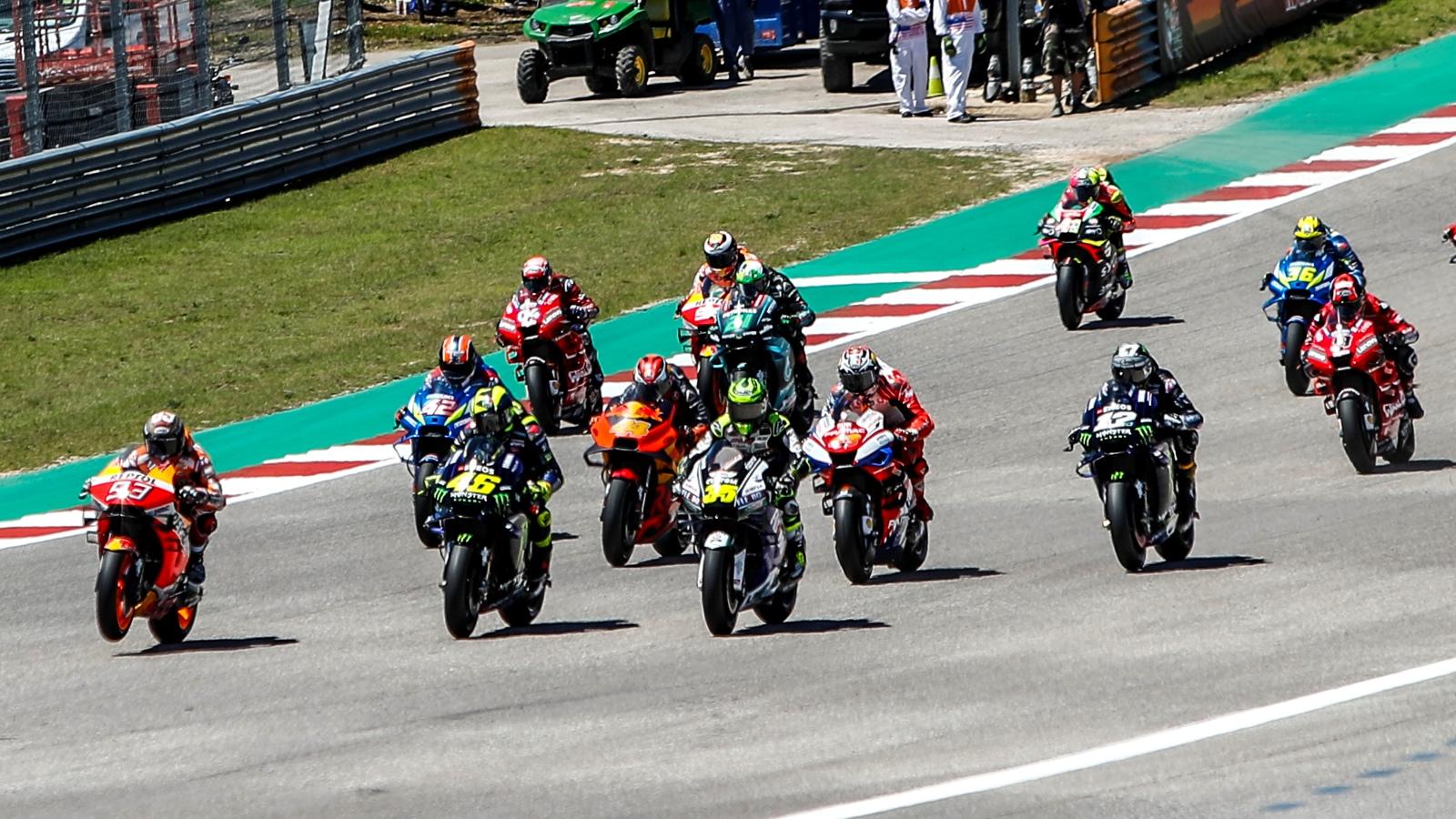 MotoGP 2020 ya tiene calendario provisional: 20 grandes premios, entra KymiRing y más cambios