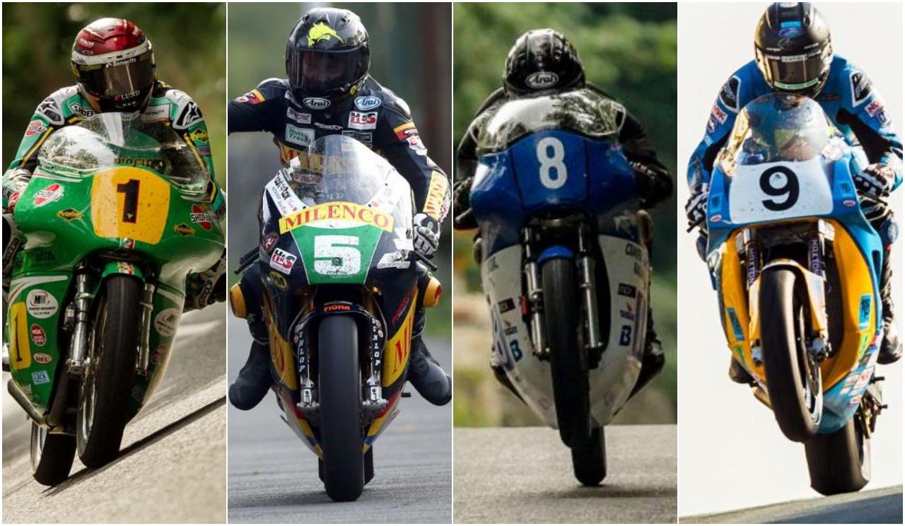 John McGuinness y Bruce Anstey brillan en un Classic TT frustrante para Michael Dunlop