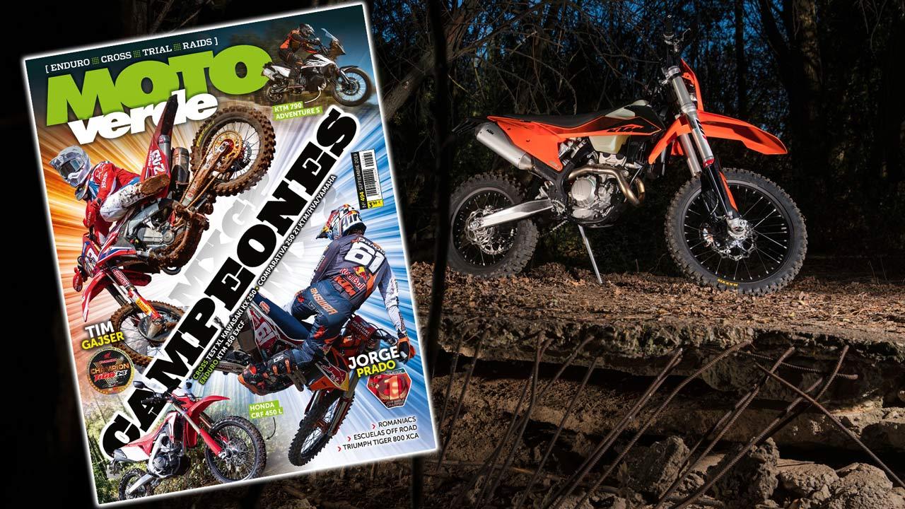 MOTO VERDE 494, contenidos y sumario de la revista
