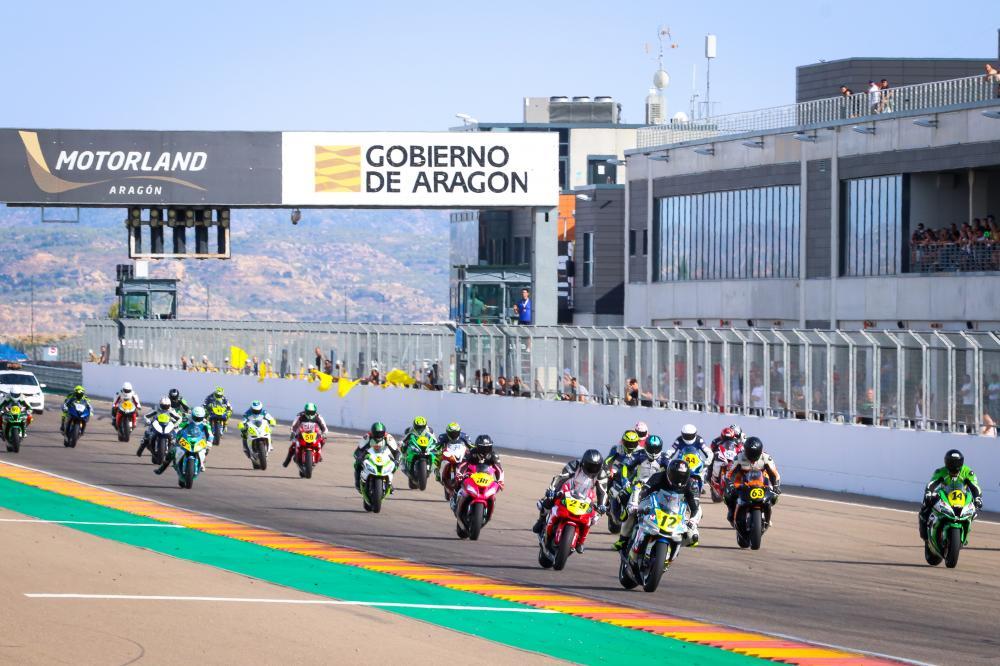 Fallece un piloto de la Open EasyRACE en Motorland Aragón