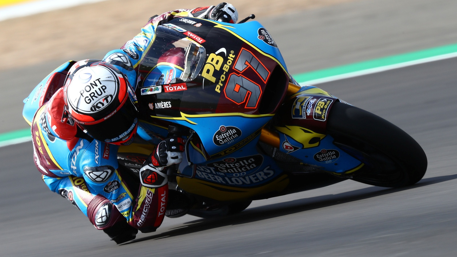 Xavi Vierge ficha por el Petronas Sprinta, que tendrá dos motos en Moto2 2020