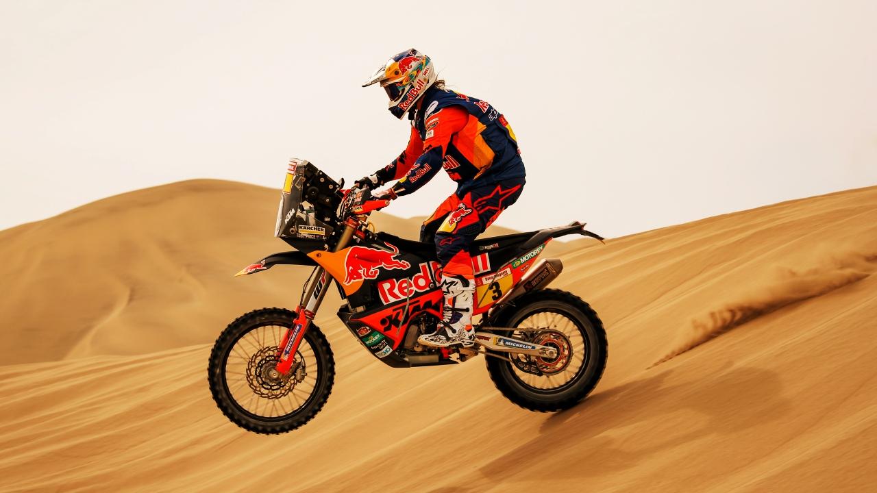 El Dakar pasará a ser parte del Mundial de Rallies Cross-Country en 2021