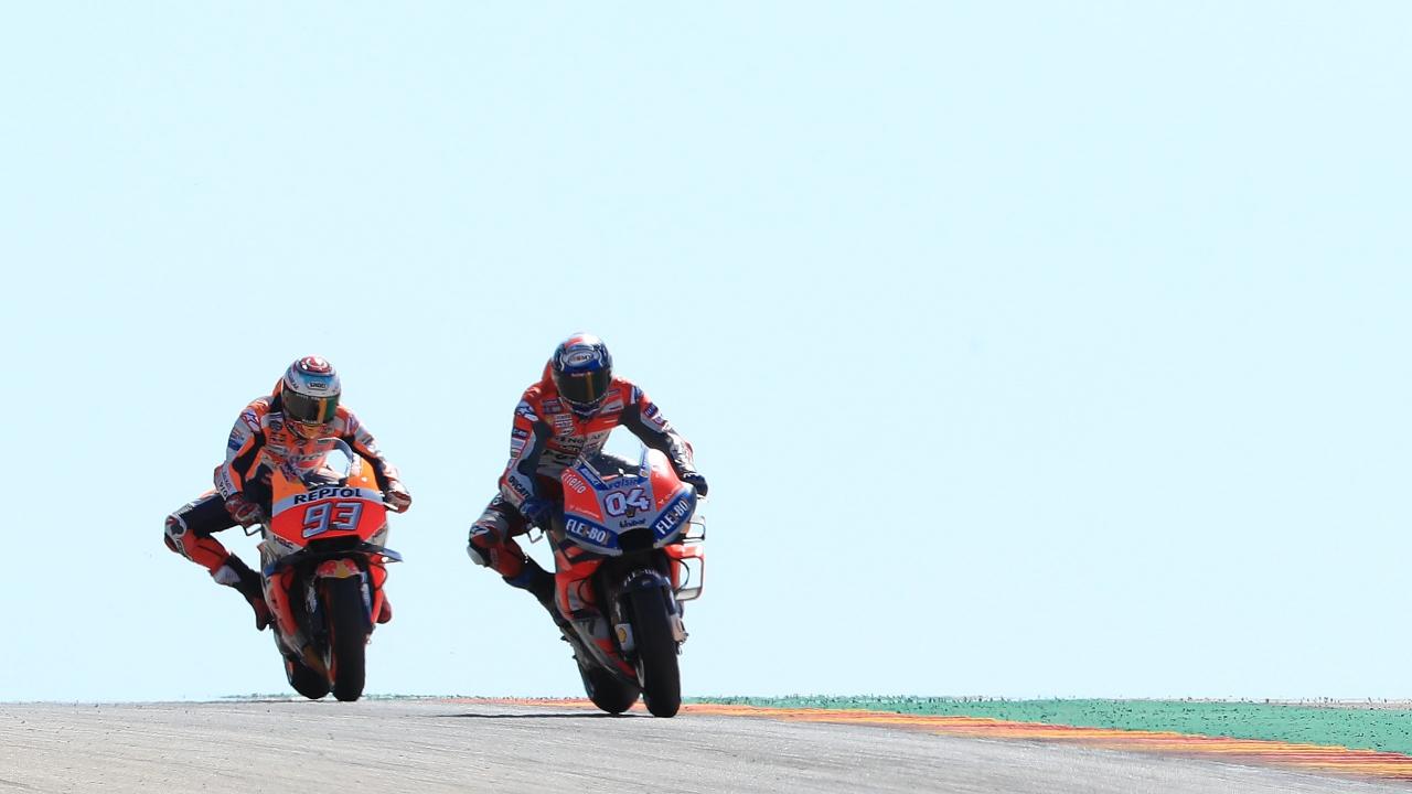 La Fórmula 1 obligará a adelantar una hora la carrera de MotoGP en Motorland Aragón