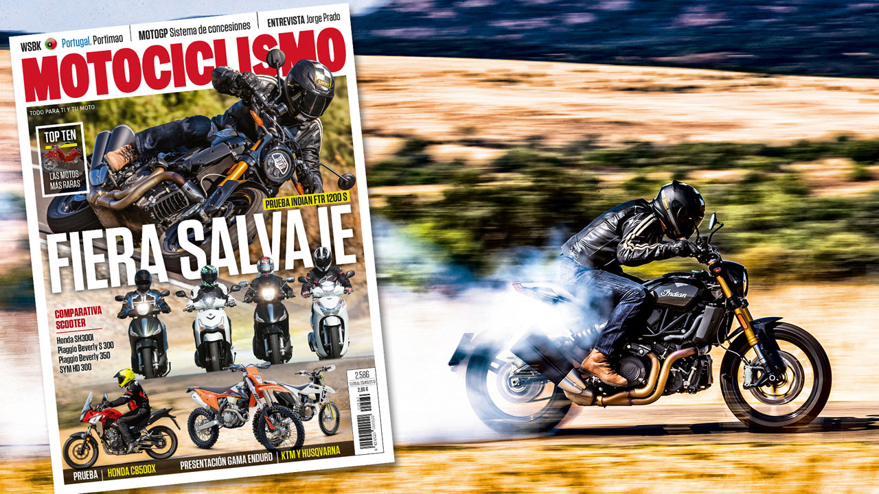 MOTOCICLISMO 2586, contenidos y sumario de la revista