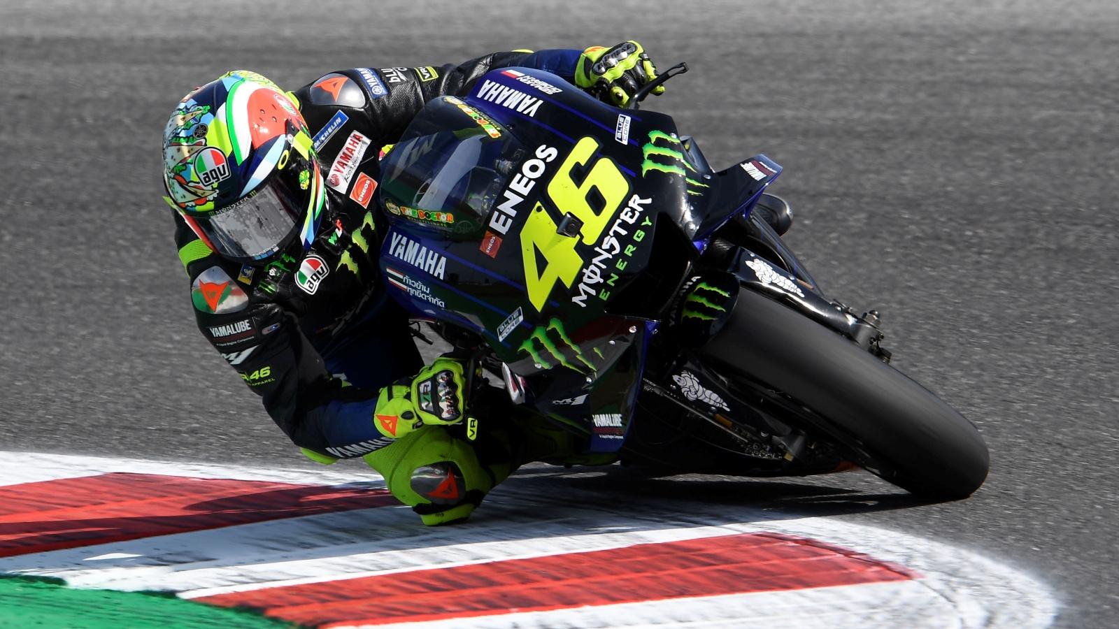 """Valentino Rossi sobre Márquez: """"Yo no necesito discutir con nadie para tener motivación"""""""