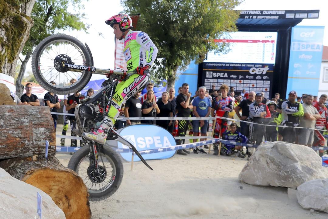 ¡Sorpresa! Jaime Busto vence en el Campeonato de España de Trial