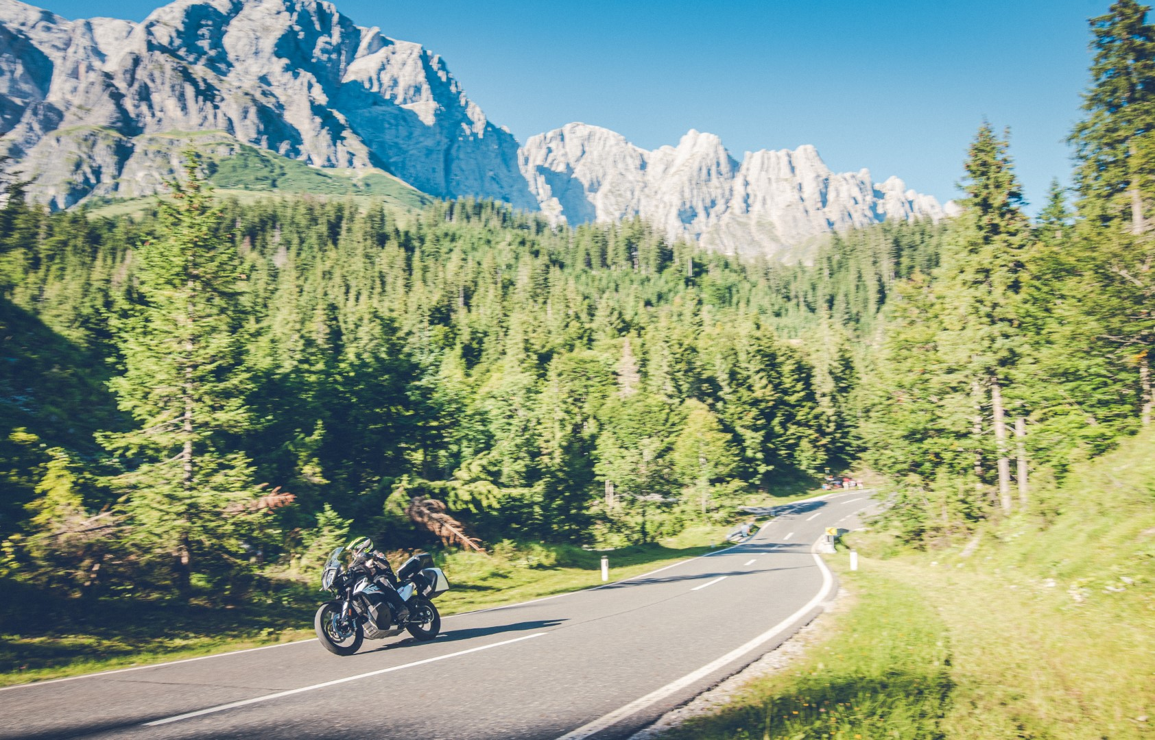 KTM 790 Adventure, The Austrian Adventure